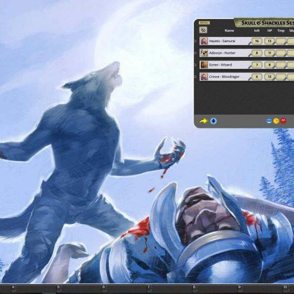 wolf-knight